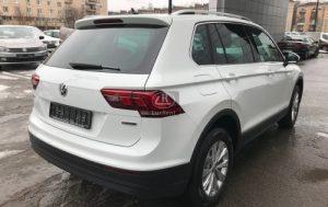 VW Tiguan 4*4