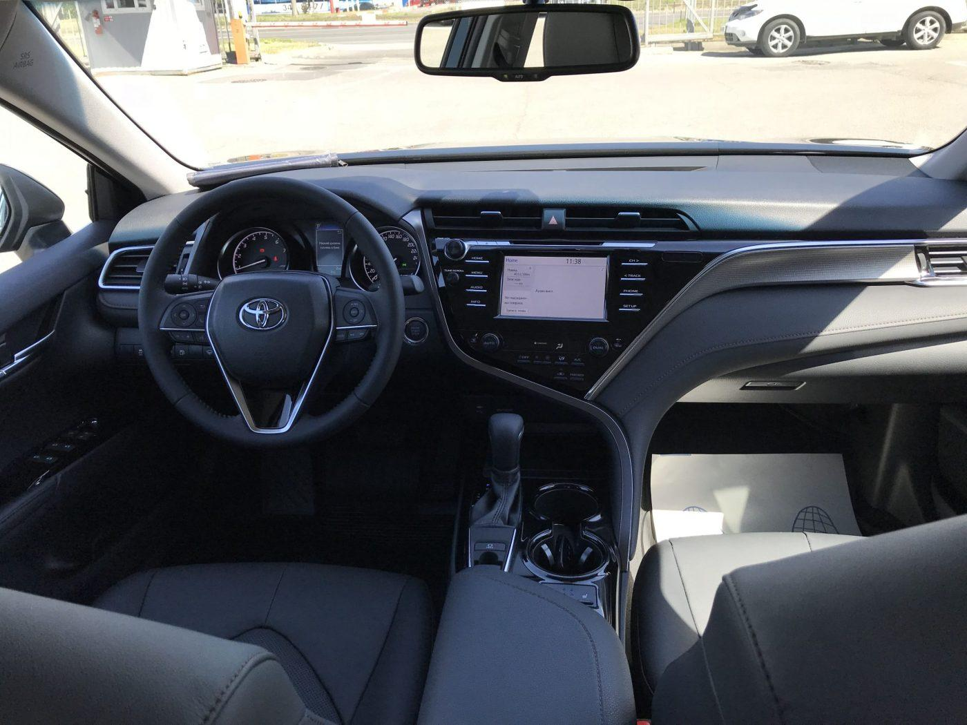 Toyota Camry V70