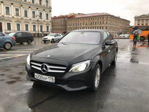 Mercedes W205 C 180