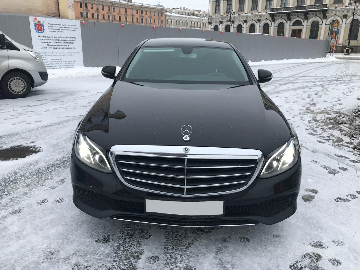 Mercedes E200 W213