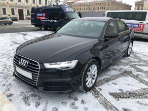 Audi A6 C7 рестайлинг
