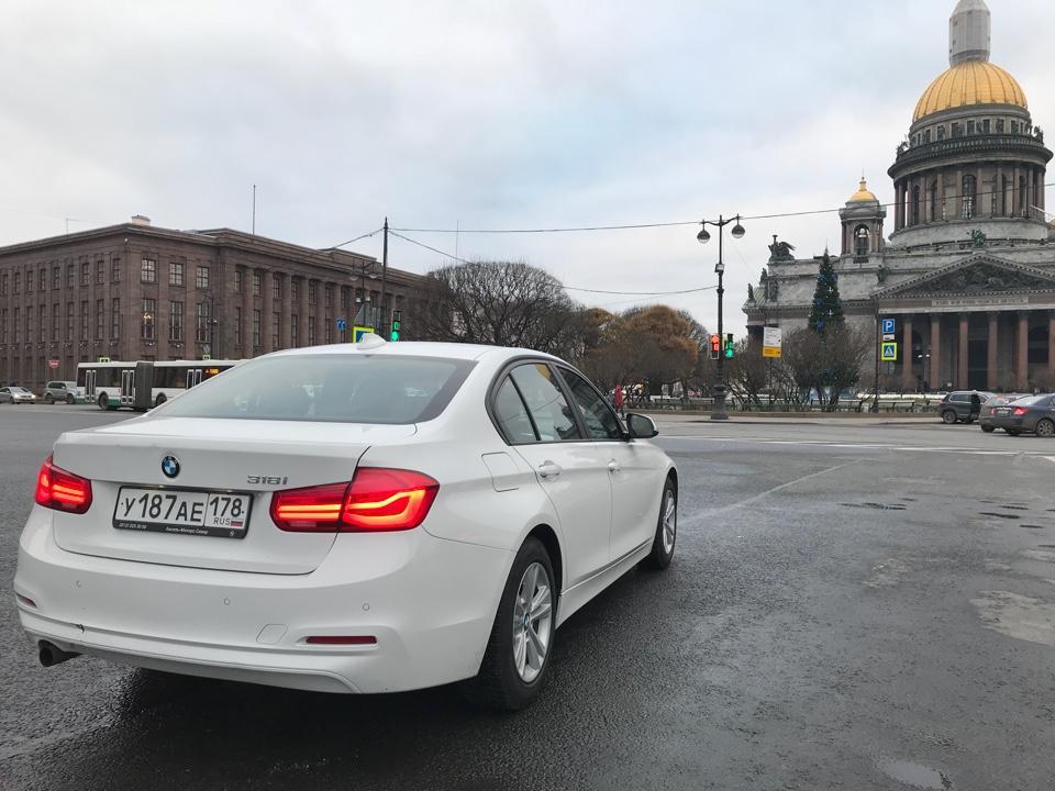 BMW 3 F30 318i