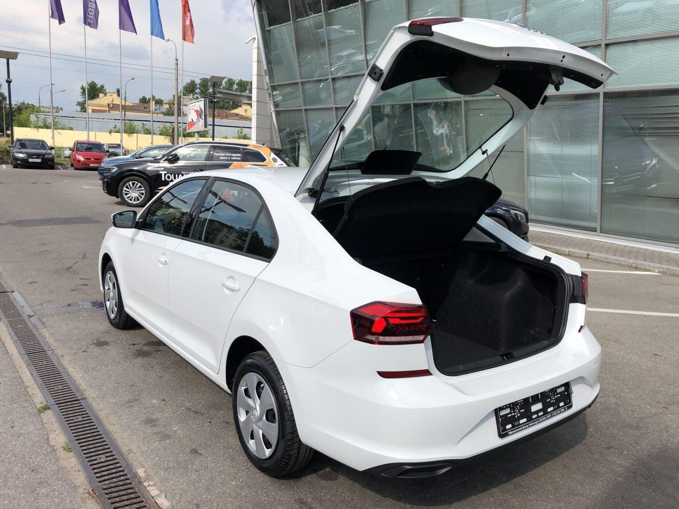 VW Polo 2020 NEW